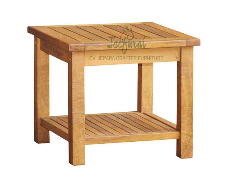 Teak Garden Coffee Table Outdoor Side Table Manufacturer