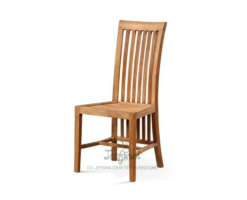 Indoor Teak Furniture Dining Chairs Catalog Jepara Indonesia