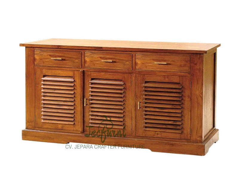 Manufacturer Of Indoor Teak Wood Furniture Buffet Sideboards