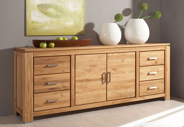 Teak wood sideboard Indonesia